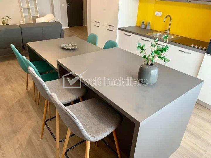 Inchiriere apartament 2 camere, lux, garaj, zona Marasti