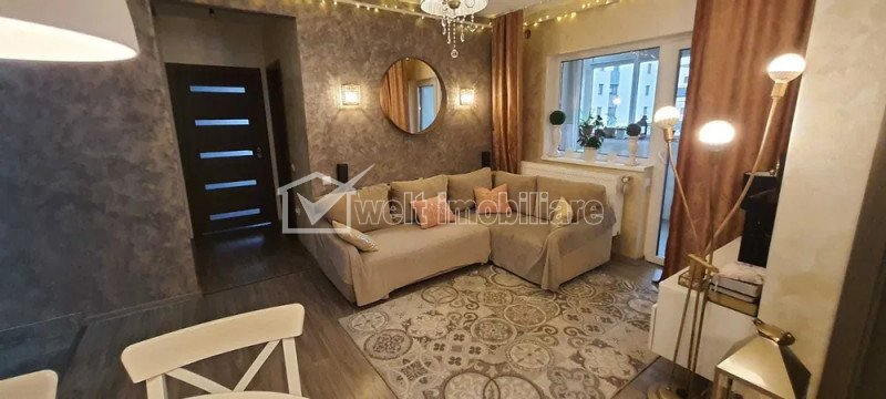Apartment 3 rooms for sale in Cluj-napoca, zone Borhanci