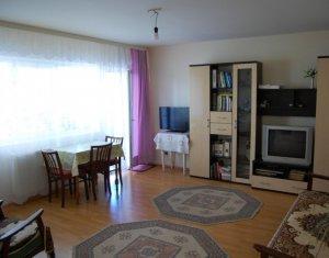 Apartament 2 camere - 53 mp, terasa 18 mp, finisat, mobilat, parter inalt, Baciu