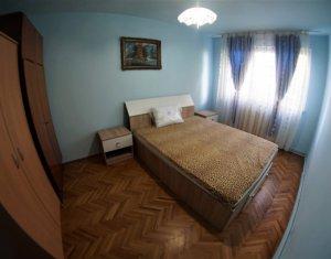 Apartament de 2 camere, decomandat, foarte spatios, mobilat/utilat, Gheorgheni