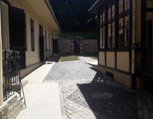 Birouri exceptionale ,semicentral, 332mp, recent renovat in vila interbelica