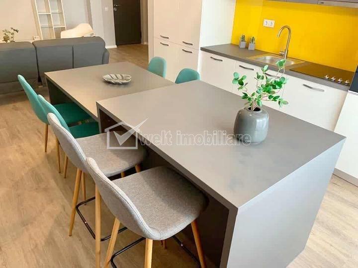 Inchiriere apartament 2 camere, imobil nou, parcare, zona Leroy Merlin - Marasti