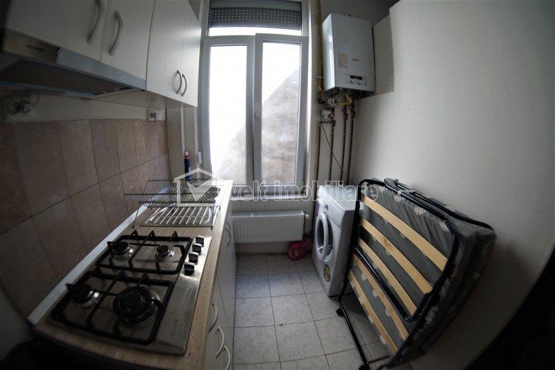 Apartament 1 camera, mobilat/utilat, lux, Ultracentral, Piata Unirii
