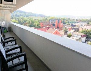 Penthouse superb de vanzare, 3 camere, 89 mp, Platinia, Calea Manastur
