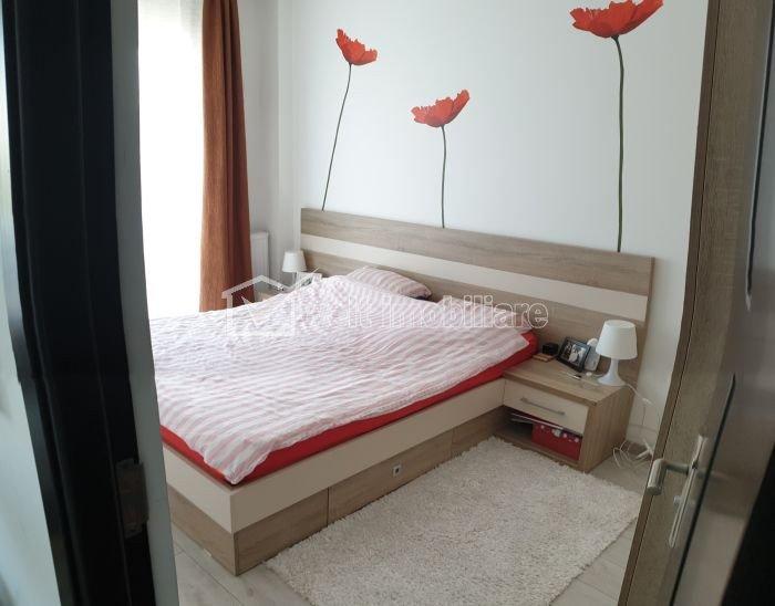 Apartament cu 2 camere, cartier, Gheorgheni, bloc nou, mobilat zona  Iulius Mall