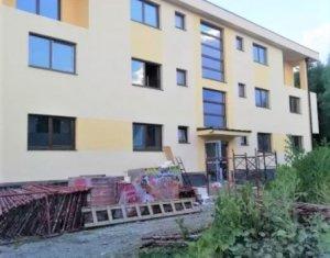 Apartament de vanzare 3 camere, 74 mp, parter inalt, zona Campului, Manastur