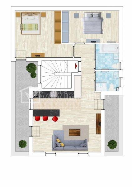 Apartment 3 rooms for sale in Cluj-napoca, zone Borhanci