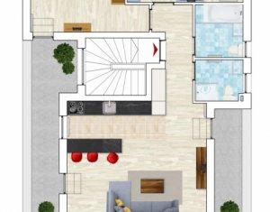 PROMO! Apartament cu 3 camere, Borhanci, 85 mp + terasa, proiect nou