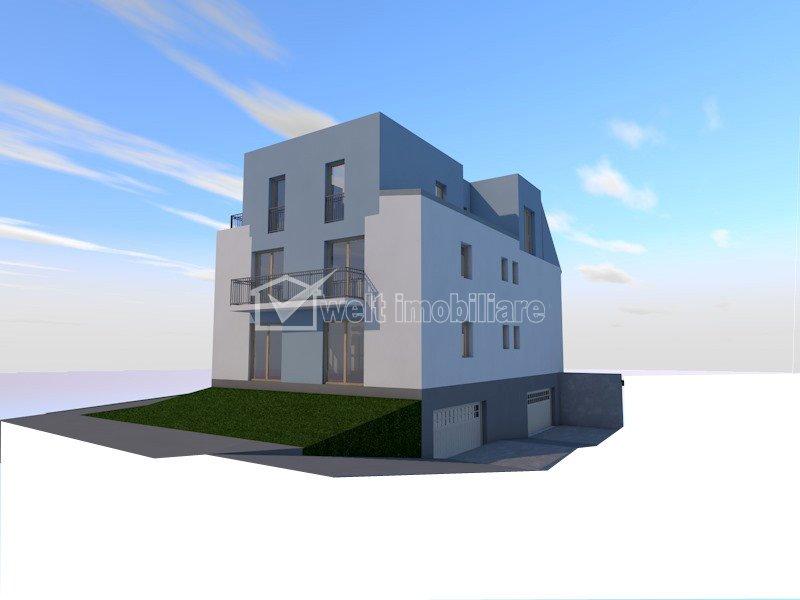 PROMO! Apartament cu 3 camere, Borhanci, 81 mp + terasa, proiect nou