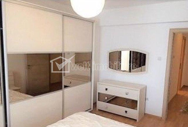 Apartament 2 camere, 65 mp, 2 balcoane, finisat, mobilat modern, Buna Ziua