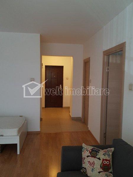 Apartament 1 camera, decomandat, 40.6 mp, etaj 1, parcare subterana, Buna Ziua
