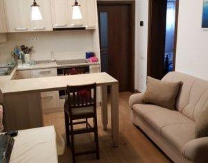 Apartament 2 camere, 52 mp, la cheie, mobilat modern, demisol, Intre Lacuri