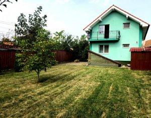 Casa individuala 140 mp+teren 724 mp, in Gilau