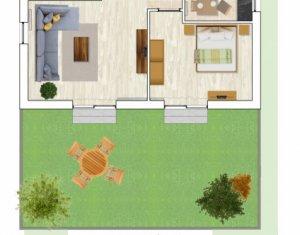PROMO! Apartament cu 2 camere, Borhanci, 56 mp, proiect nou