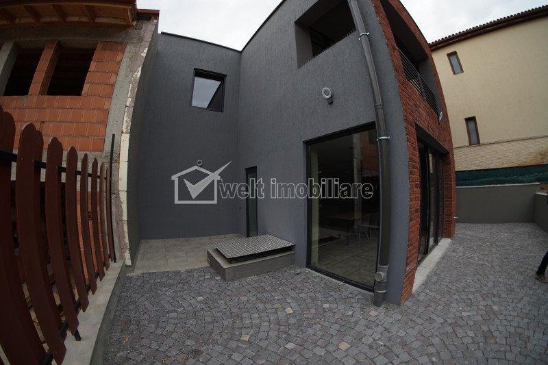Inchiriere casa individuala recent finalizata, zona Gruia