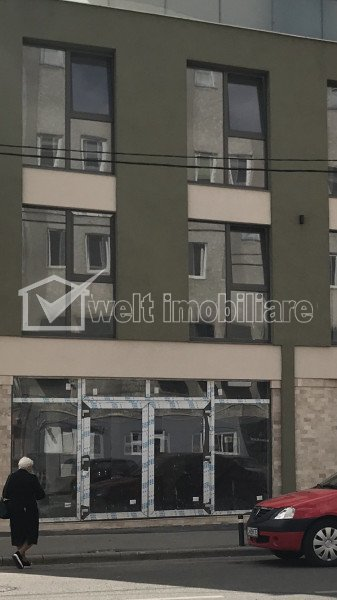 Spatiu comercial, 120mp, intrare din strada, zona Manastur