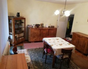 Apartament decomandat 3 camere, mobilat, etaj intermediar, garaj, Grigorescu