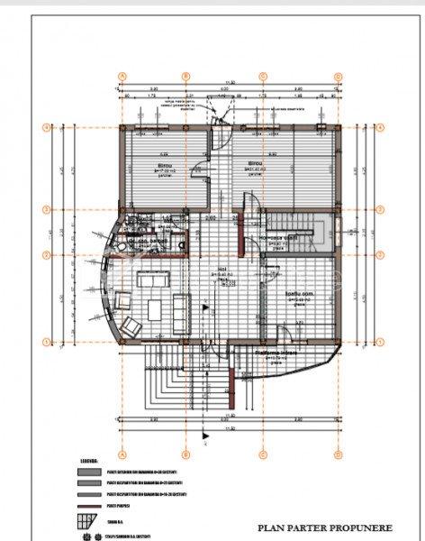 Cladire birouri SU 655mp, Zorilor zona Sigma, garaj subteran