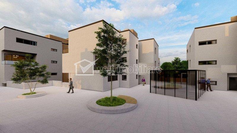 Apartament de vanzare, 3 camere, 73 mp, Buna Ziua