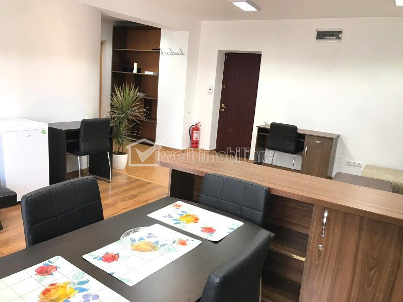 Apartament 2 camere 60mp, parter, prima inchiriere, Buna Ziua