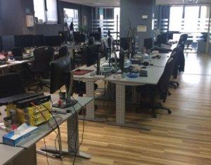 Birouri 486mp utili open space in cladire office, zona centrala