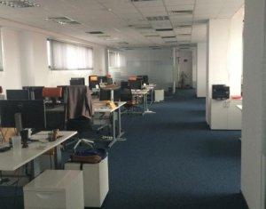 Inchiriere 241mp open space in cladire de birouri din zona centrala