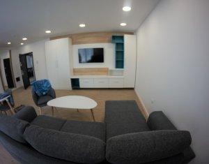 Apartament de vanzare, 2 camere, 55 mp, garaj subteran, zona Plopilor