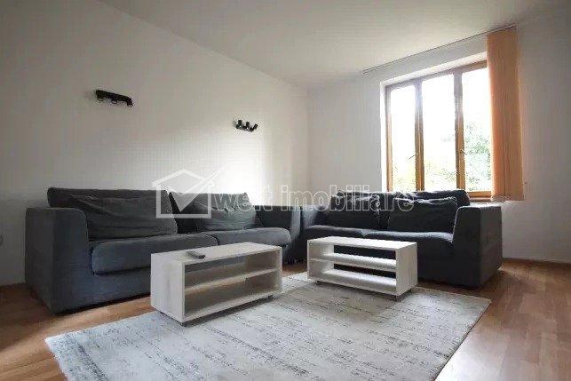 Casa individuala de inchiriat 110mp, parcare, zona superba, langa Cluj Arena