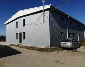 Hala de inchiriat 525 mp, Turda zona industriala, acces TIR , in cue