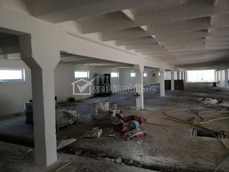 Hala de inchiriat 525 mp, Turda zona industriala, acces TIR , in renovare