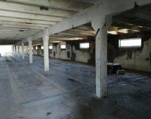 Hala de inchiriat 525 mp et1, Turda zona industriala, acces TIR , in renovare