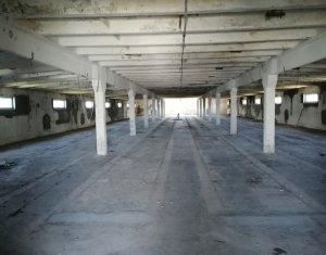 Hala de inchiriat 525 mp et 1, Turda zona industriala, acces TIR , in renovare