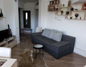 Inchiriere apartament 3 camere, modern, etaj intermediar, Grigorescu