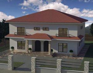 Casa tip duplex, 4 camere, 150mp utili, zona Borhanci