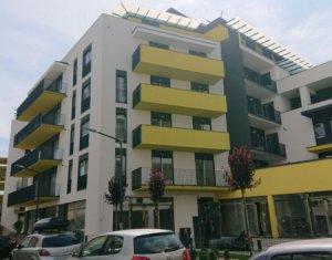Apartament cu 1 camera, bloc nou, 40mp, finisat