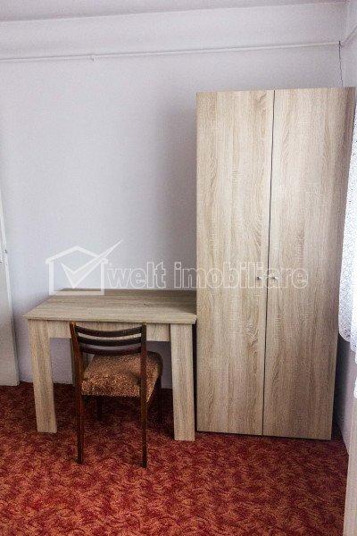 Apartament 3 camere semidecomandate 53 mp, Manastur, zona Retezat