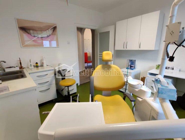 Cabinet stomatologic individual, 52 mp, mobilat si utilat