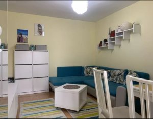 Apartment 1 rooms for rent in Cluj-napoca, zone Gruia