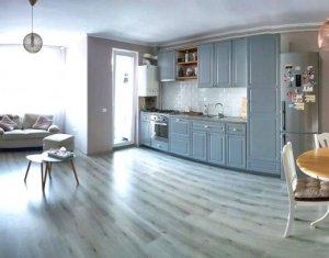 Vanzare apartament 2 camere, superfinisat, parcare subterana, zona pod Ira