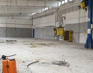 Hala depozit/productie, 350 mp utili,parcare, acces TIR