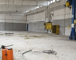 Industrial space for rent in Cluj-napoca, zone Baciu