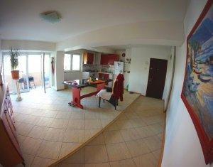 Apartament cu 3 camere, 81 mp, 2 balcoane 20 mp, 2 bai, etaj 1/8, in Marasti