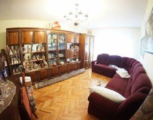 Vanzare apartament 3 camere, decomandat, 65 mp,  Marasti