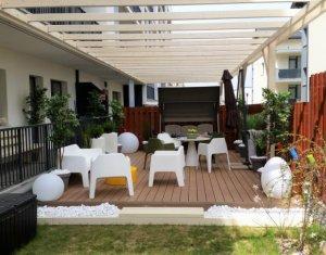 Apartament de vanzare 3 camere, 83 mp+70 mp gradina, SOPHIA Residence, Buna Ziua