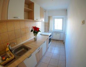 Apartament 1 camera, 42 mp, balcon, etaj 1/8, Manastur, strada Calea Manastur