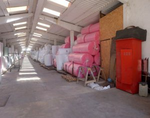 Industrial space for sale in Floresti