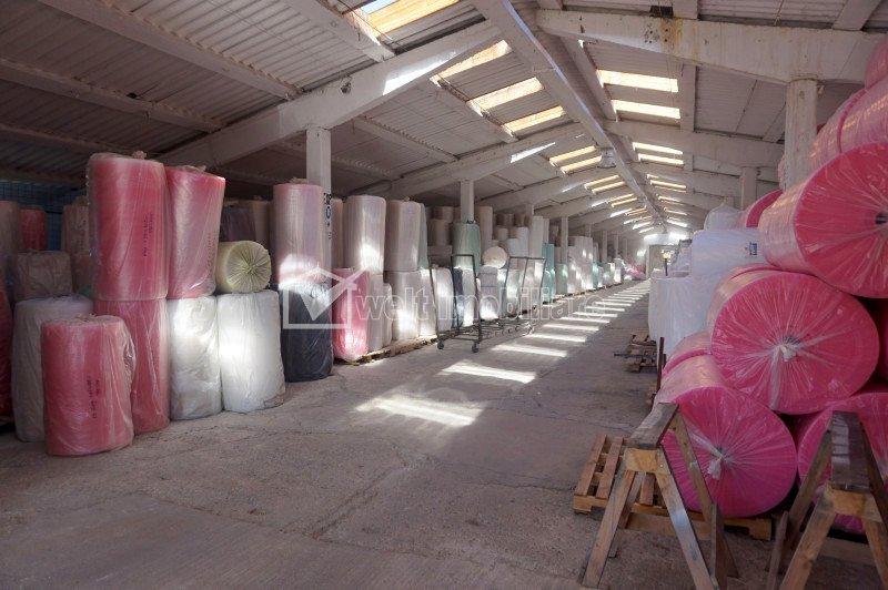 Vanzare hala pentru productie sau depozitare, zona industriala, Floresti