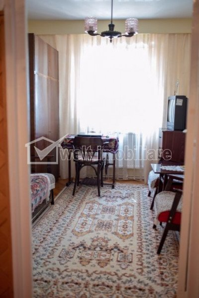 Apartament de 4 camere, 78 mp, etaj intermediar, Manastur