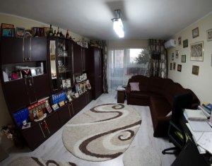 Vanzare apartament 2 camere Manastur, etaj 5, finisat, mobilat, utilat