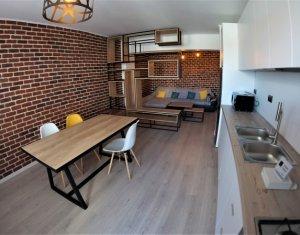 Apartament de 2 camere, lux, prima inchiriere, bloc nou, parcare, Marasti